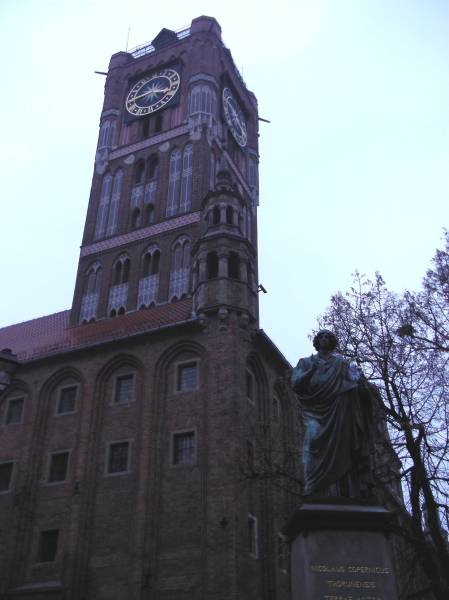 Copernicus and Tower