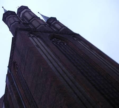 St. John's Church, Torun, Poland